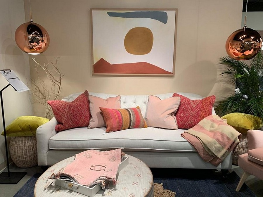 Las Vegas Winter Market 2019: The First Major US Trade Show las vegas winter market 2019 Las Vegas Winter Market 2019: The First Major US Trade Show Kim Salmela Collection for Norwalk Furniture 2