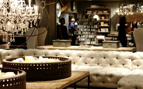 restoration hardware An Inside Tour Through Restoration Hardware Newest Design Store An Inside Tour Through Restoration Hardware Newest Design Store capa 480x300