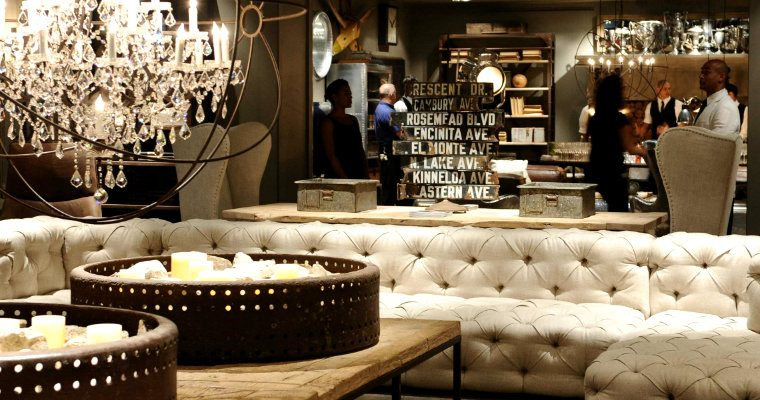 restoration hardware An Inside Tour Through Restoration Hardware Newest Design Store An Inside Tour Through Restoration Hardware Newest Design Store capa 760x400  Home An Inside Tour Through Restoration Hardware Newest Design Store capa 760x400