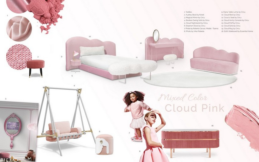 Unique 2019 Bedroom Trends For A Whimsical Kids' Bedroom Decor kids' bedroom decor Unique 2019 Bedroom Trends For A Whimsical Kids' Bedroom Decor Unique 2019 Bedroom Trends For A Whimsical Kids Bedroom Decor 5