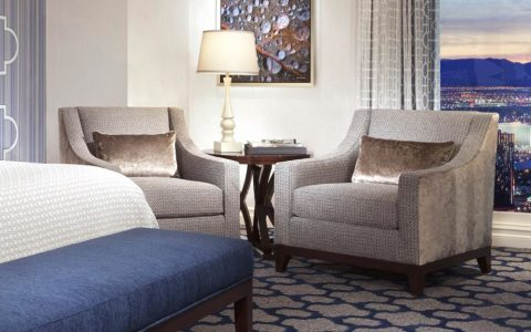 the best in lodging The best in lodging: Meet MGM Resorts! bellagio hotel resort room king sapphire 480x300