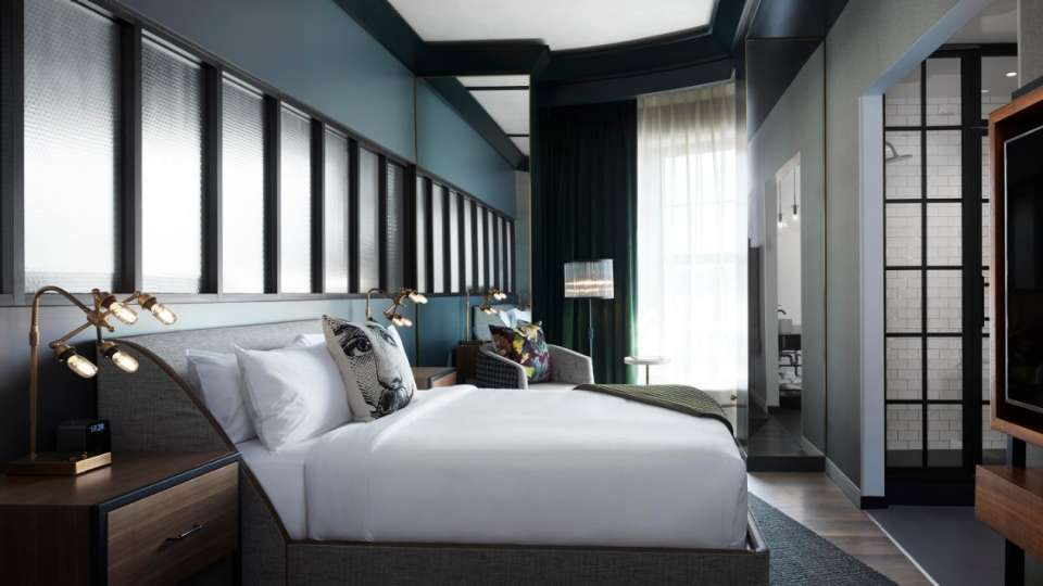 the best in lodging The best in lodging: Meet MGM Resorts! mgm springfield hotel rotunda suite bedroom
