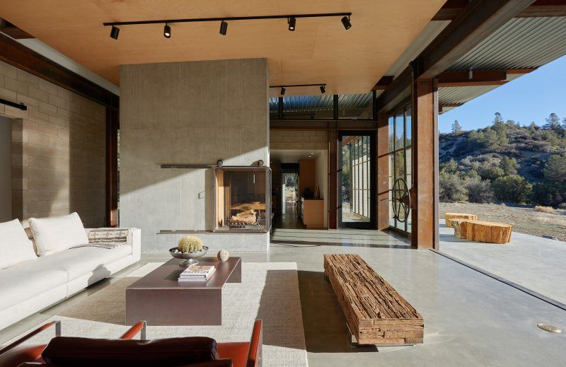From Seattle to the world: Meet Olson Kundig Design! olson kundig design Olson Kundig Design: From Seattle to the world! 21 09042 00 Sawmill Canyon N17 800x519