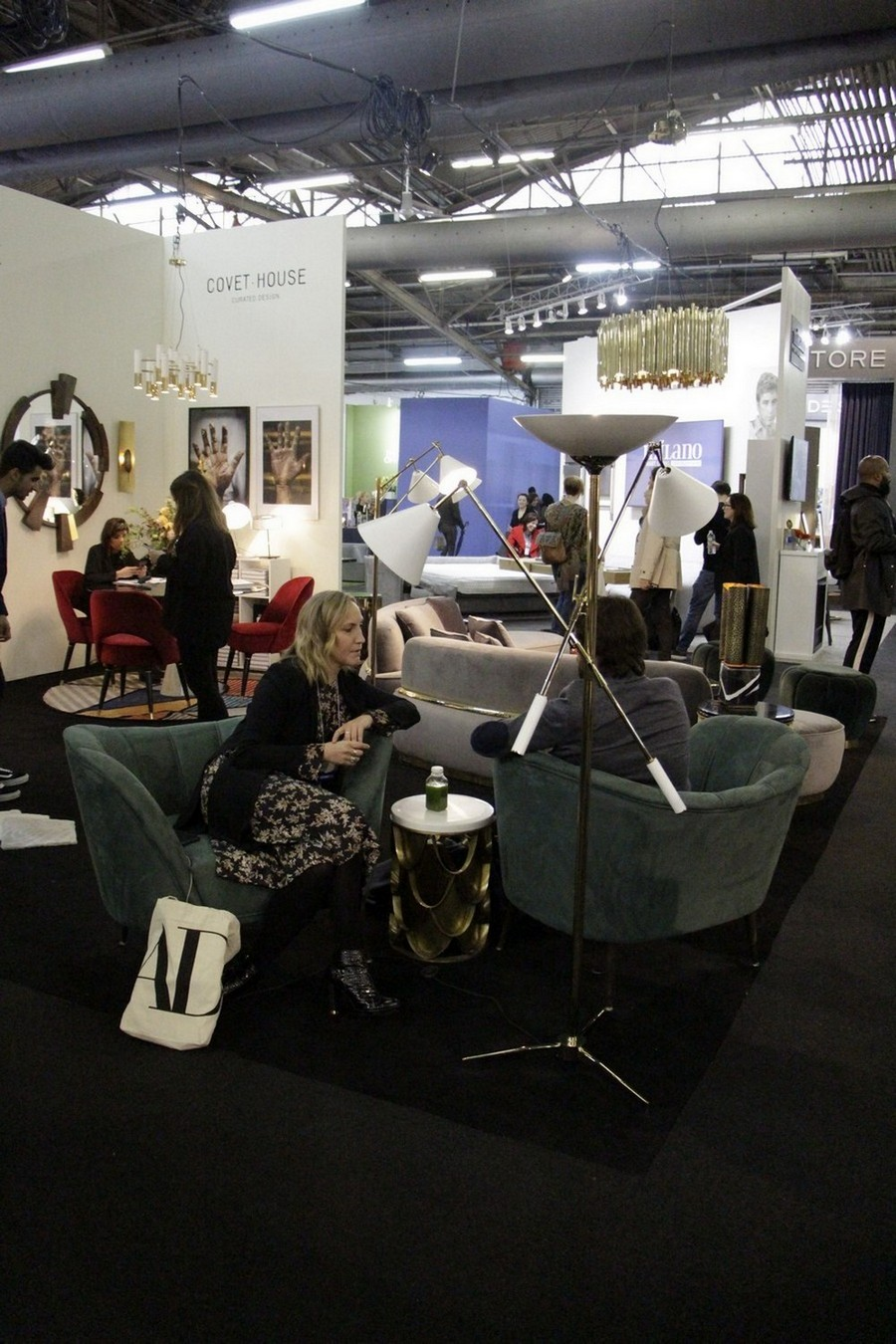 AD Design Show 2019 The Biggest Highlights From Covet House capa ad design show 2019 AD Design Show 2019: The Biggest  Highlights From Covet House AD Design Show 2019 The Biggest Highlights From Covet House 2