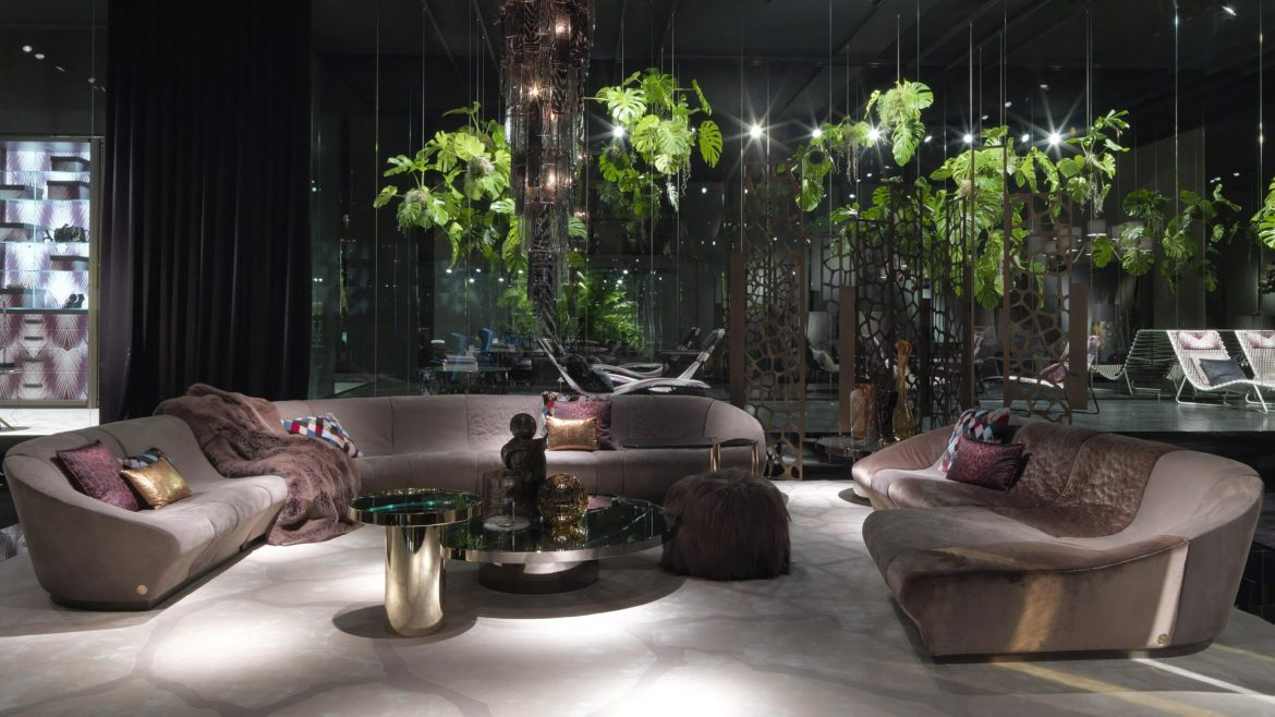 THE AMAZING SALONE DEL MOBILE the amazing salone del mobile THE AMAZING SALONE DEL MOBILE: DISCOVER ALL YOU NEED TO KNOW Roberto Cavalli 1920x1080 crunched