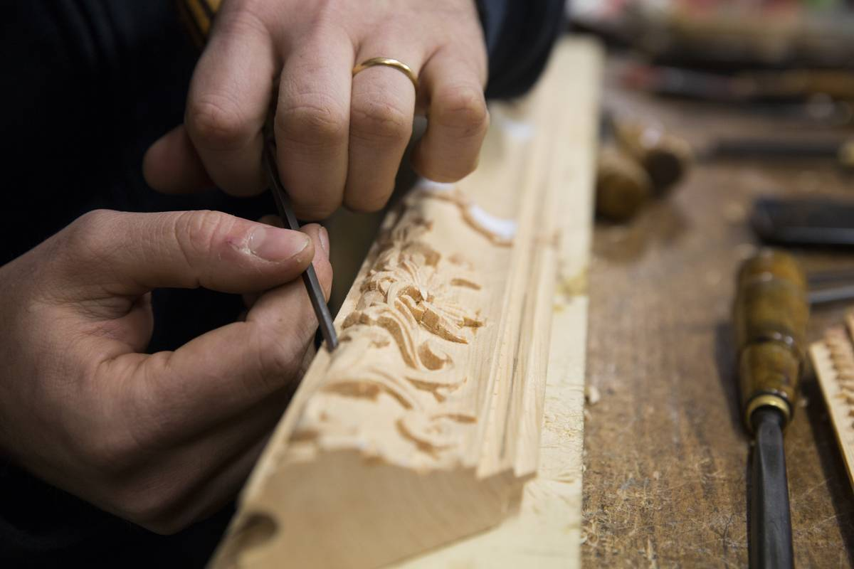 Craftsmanship craftsmanship Craftsmanship: The Most Exquisite Italian Arts and Crafts The Most Exquisite Italian Craftsmanship Wood Carving
