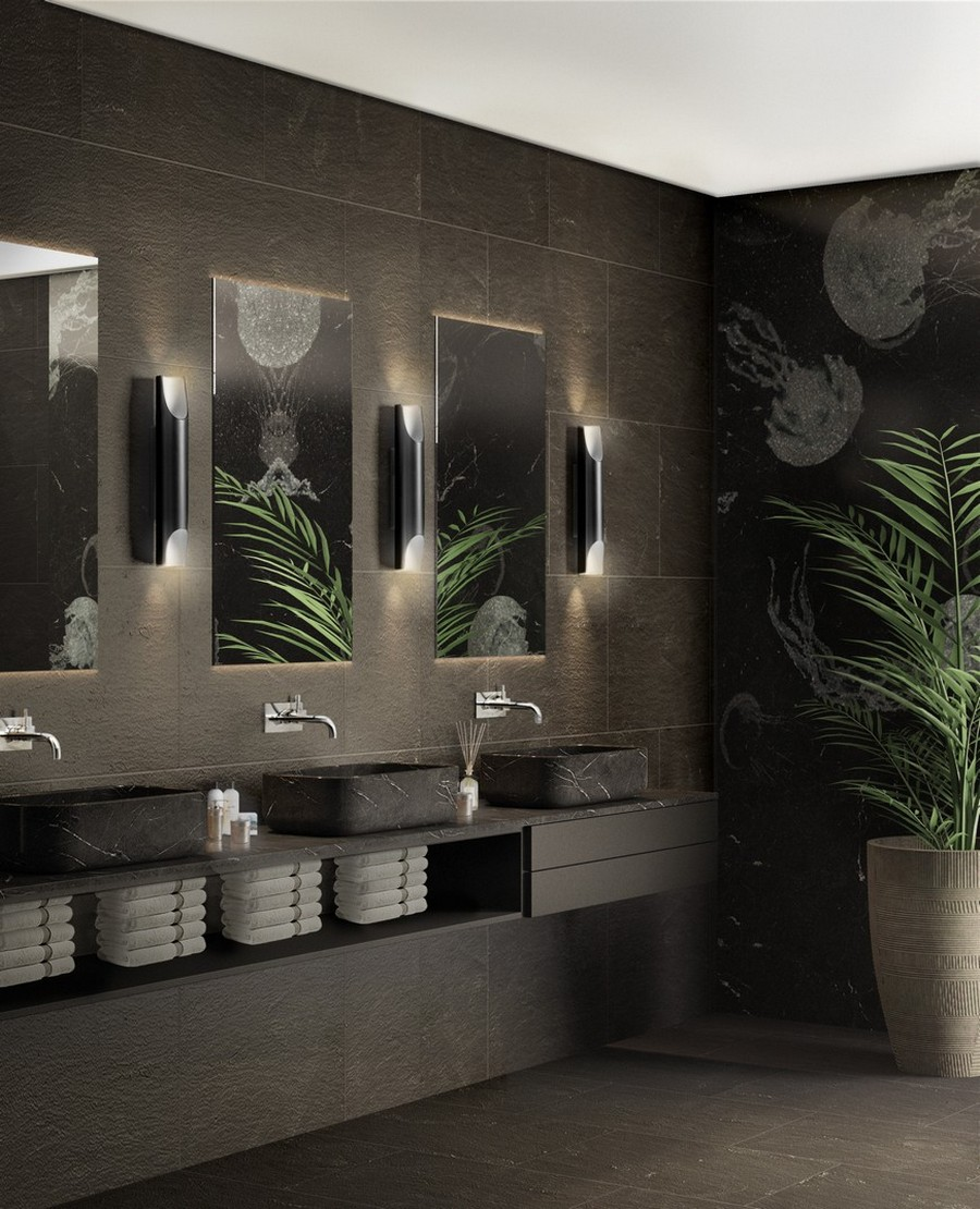 Black Bathroom Designs Are The Hottest On Social Media! black bathroom designs Black Bathroom Designs Are The Hottest On Social Media! Black Bathroom Designs Are The Hottest On Social Media 5