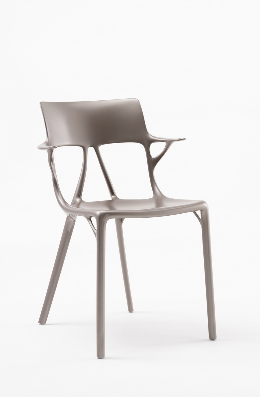 Kartell and Philippe Starck Created The First A.I. Chair Design kartell Kartell and Philippe Starck Created The First A.I. Chair Design Kartell and Philippe Starck Created The First AI Chair Design 4