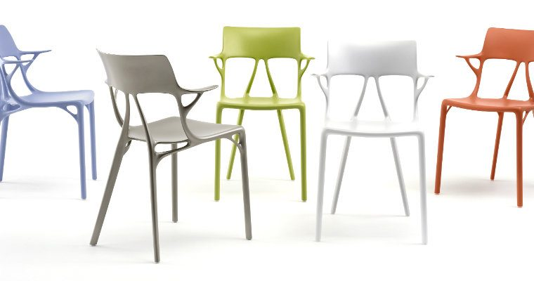 kartell Kartell and Philippe Starck Created The First A.I. Chair Design Kartell and Philippe Starck Created The First AI Chair Design capa 760x400  Home Kartell and Philippe Starck Created The First AI Chair Design capa 760x400