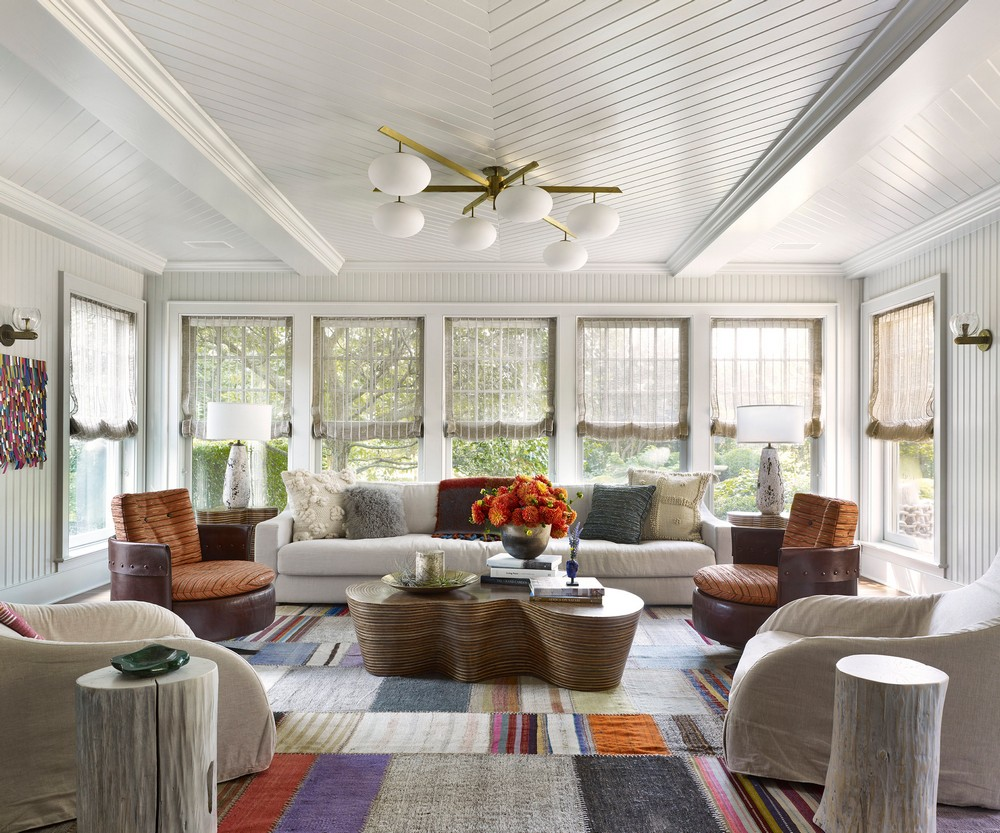 Fox-Nahem Studio Designed Robert Downey Jr. East Hampton ...