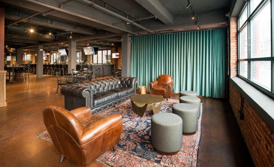 Nashville Underground Decor Was Created By Anderson Design Studio