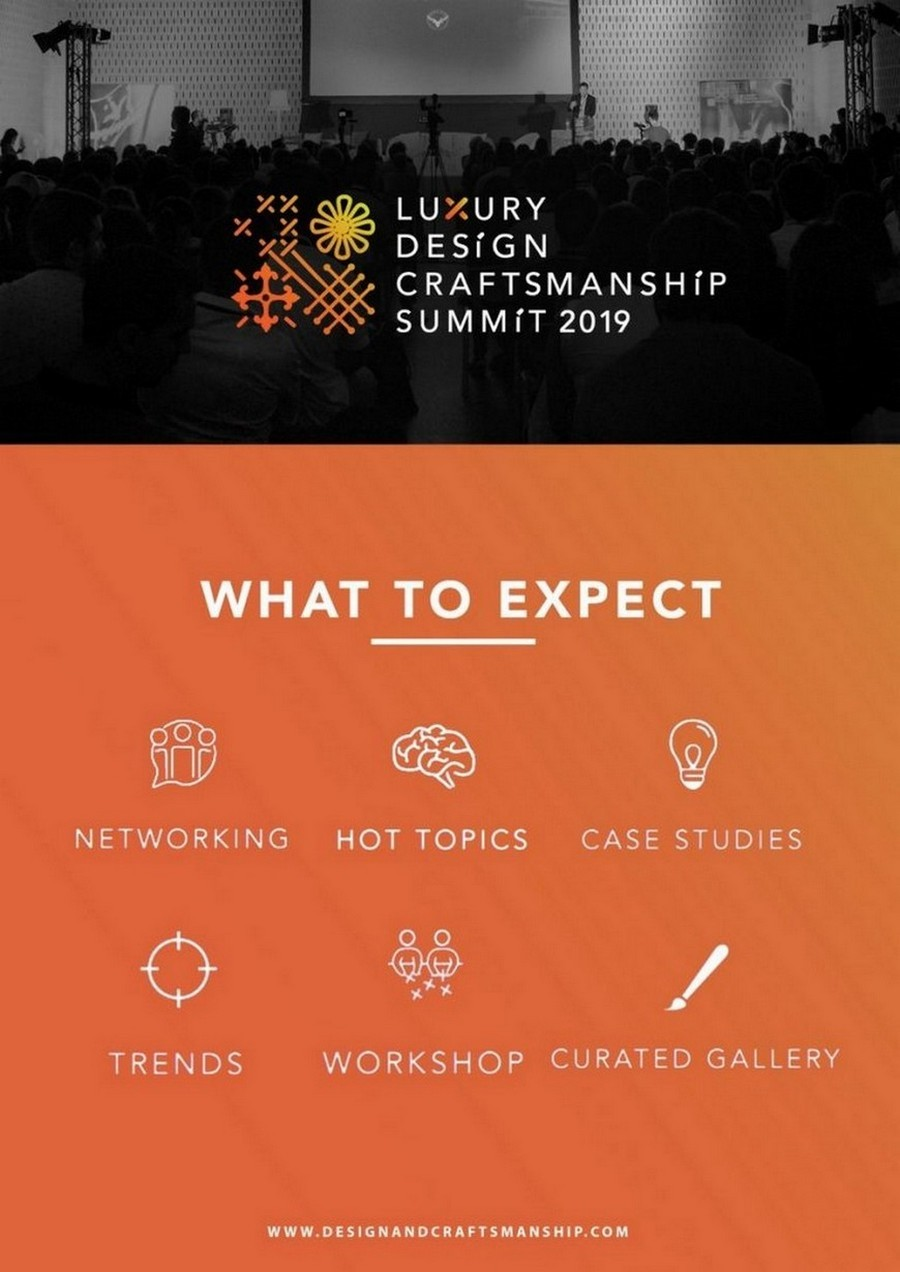 Everything About The Luxury Design and Craftsmanship Summit 2019 luxury design and craftsmanship Everything About The Luxury Design and Craftsmanship Summit 2019 Everything About The Luxury Design and Craftsmanship Summit 2019 2