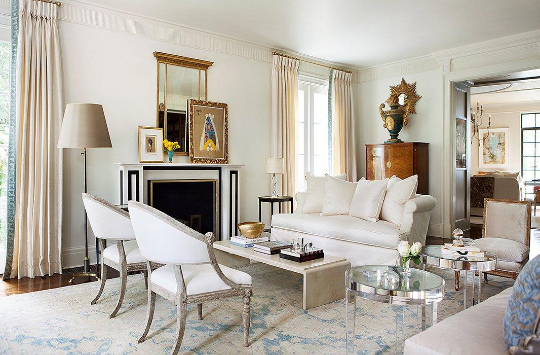 Suzanne Kasler: Designing timeless interiors! suzanne kasler Suzanne Kasler: Designing timeless interiors! one kings lane suzanne kasler SITTING ROOM