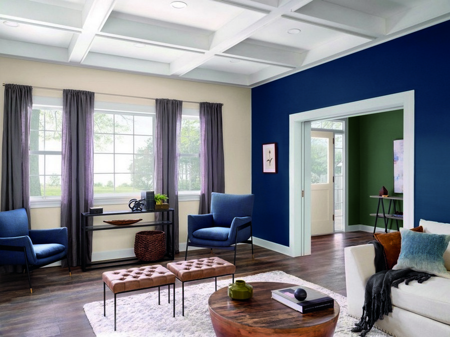 2020 Interior Color Trends.Interior Design Trends Top Color Tones For 2020 By Sherwin