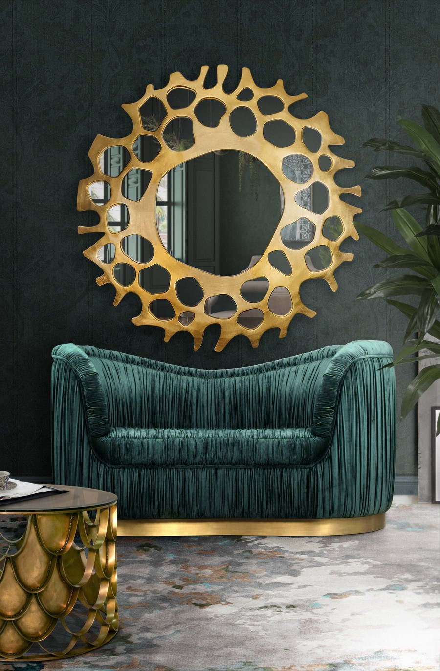 Trend Report - Incorporate Velvet Into Your Home Decor In A Stylish Way trend report Trend Report – Incorporate Velvet Into Your Home Decor In A Stylish Way Trend Report Incorporate Velvet Into Your Home Decor In A Stylish Way 8