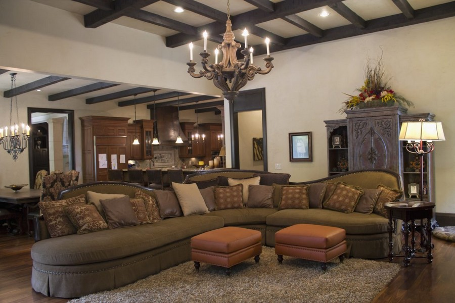 High-End Living Room Inspirations To Help You Decorate Your Home