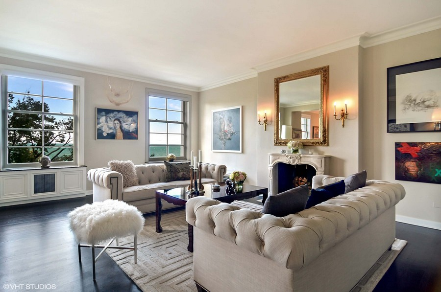 High End Living Room Inspirations To